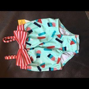 Baby girl swim suit! 3-6 months